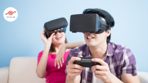 Playing VR Games